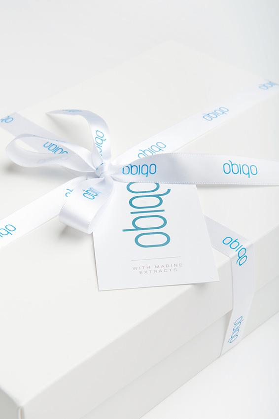 Moxie Design : Obiqo Skincare
