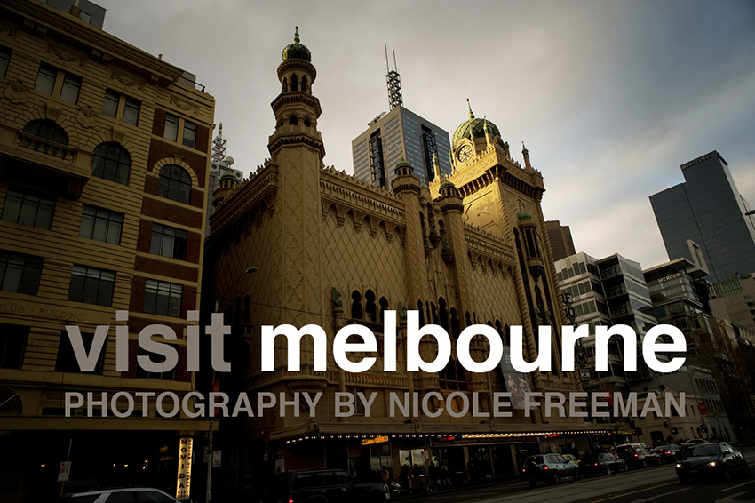 Visit Melbourne : Travel Editorial
